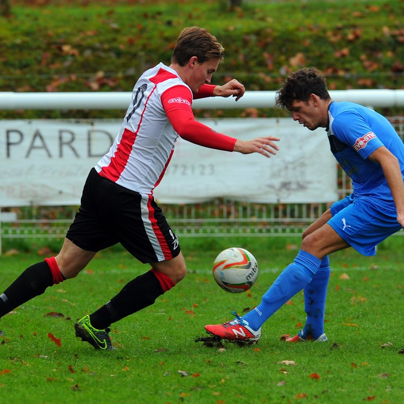 Imperious Larks defeat Wood