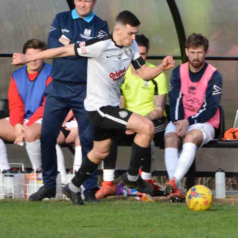 Kings Langley vs Wimborne (23/03/19) - Chris Riddell