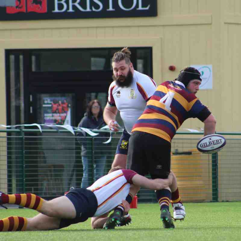 1XV - Home Game - 09/03/2019  - St. Brendan's Old Boys vs. Broad Plain