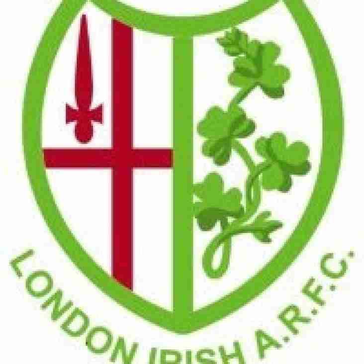 Old Albanians Romans vs London Irish Wanderers