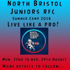 North Bristol Summer Camp 2016