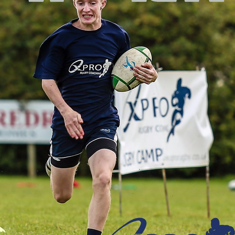 XPRO rugby camp at North Bristol this October half term!