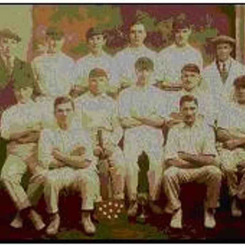 Cutthorpe CC - History in Pictures