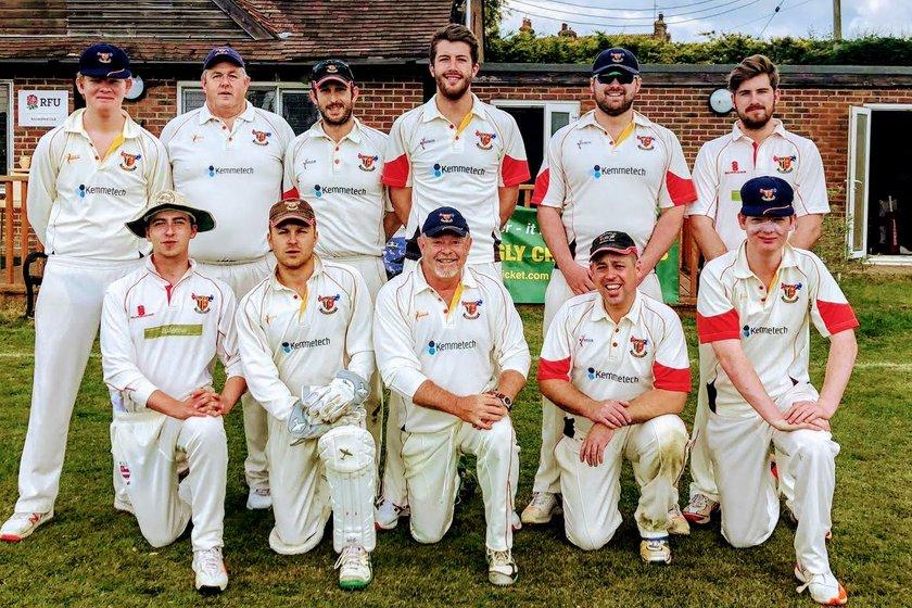 Third Team v Hailsham twos, Hailsham Recreation Ground