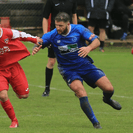 BLUES SINK GRESLEY AT THE MOAT