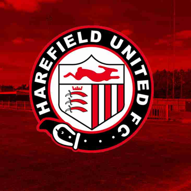 HAREFIELD UNITED LADIES ARE RECRUITING PLAYERS FOR THIS COMING SEASON