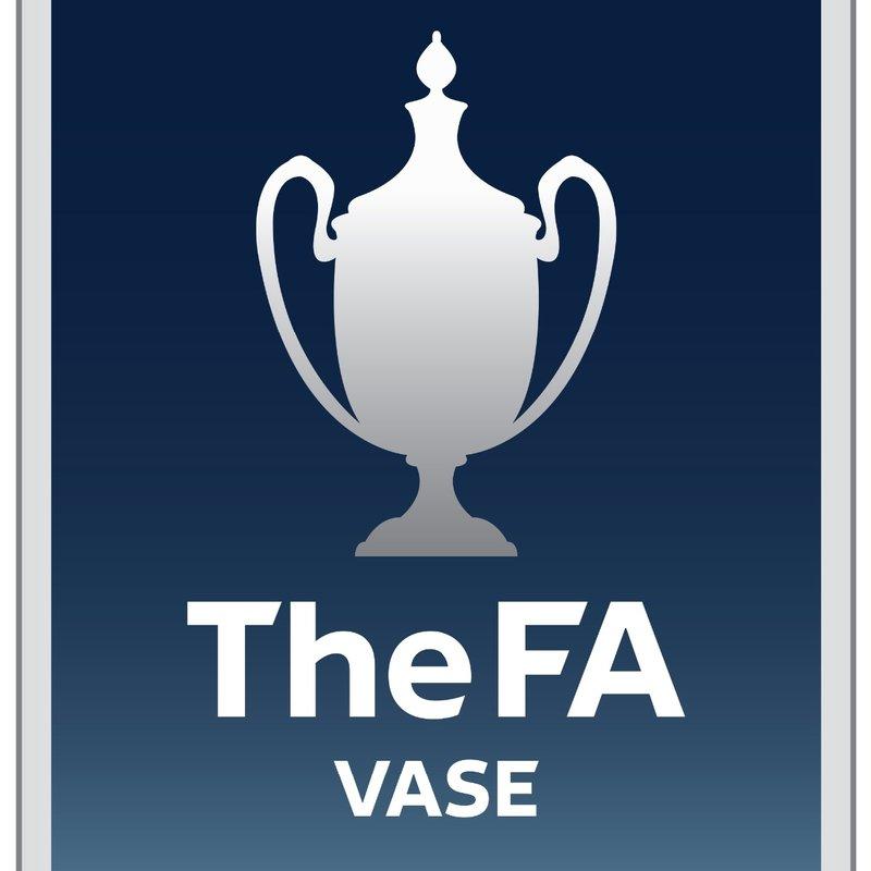 FA Vase on Saturday!