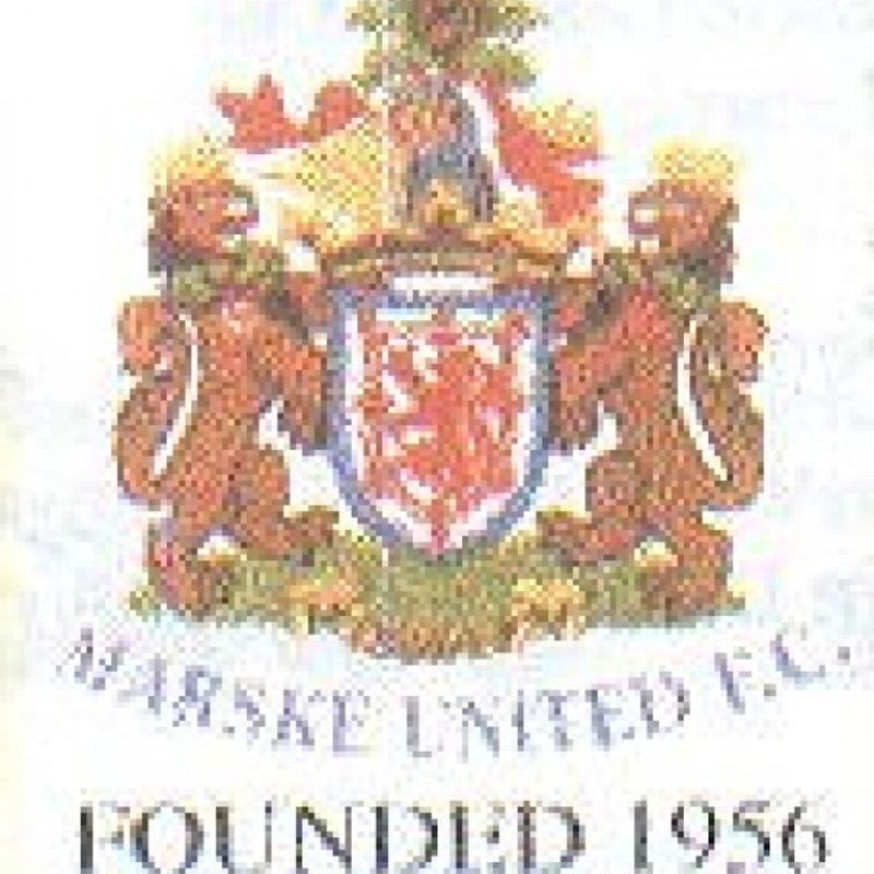 Ebac Northern League Division 1 Morpeth Town v Marske United Monday 9th May K.O. 7-45pm