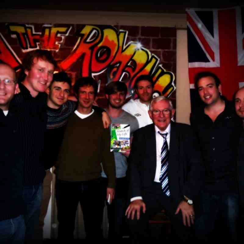 An Evening With Alan Mullery