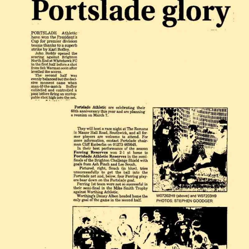 PAFC Archives