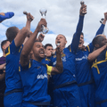 Radcliffe 2-1 Leek Town: Boro are PROMOTED to the Evo-Stik Northern Premier League