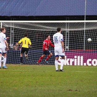 Hyde FC 2 - 2 Aldershot Town