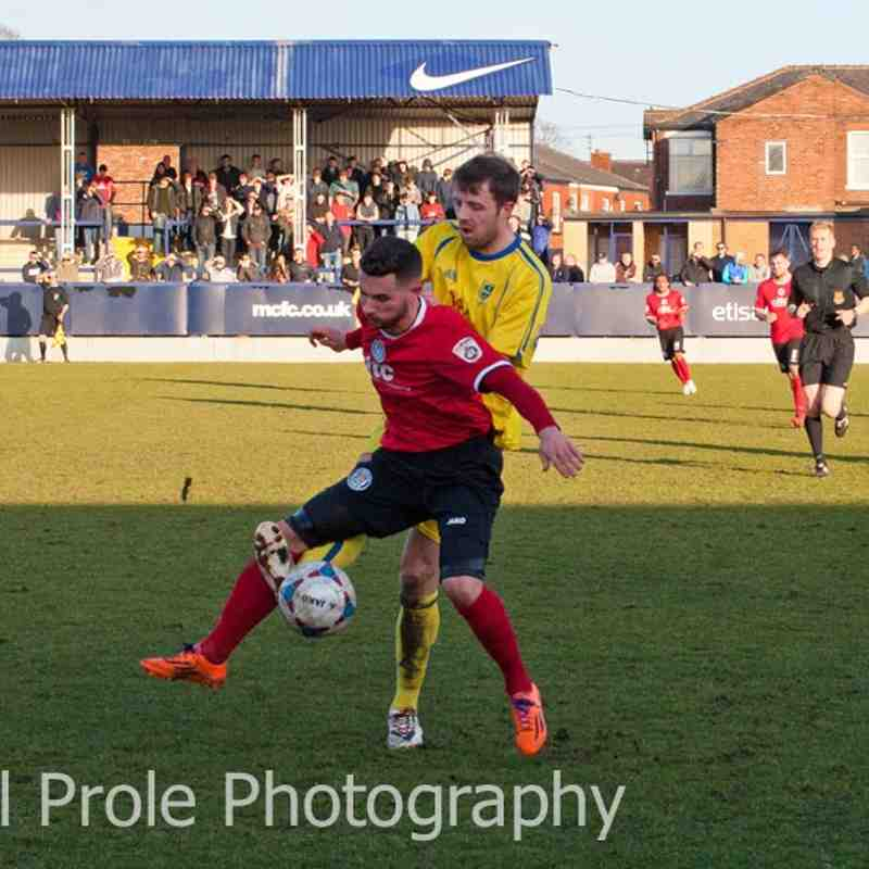 Hyde v Guiseley