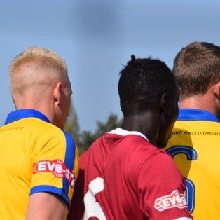Colwyn Bay 1-2 Radcliffe FC