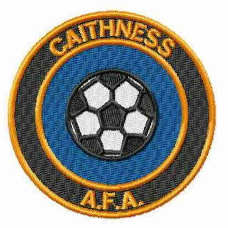 Caithness AFA AGM 2020