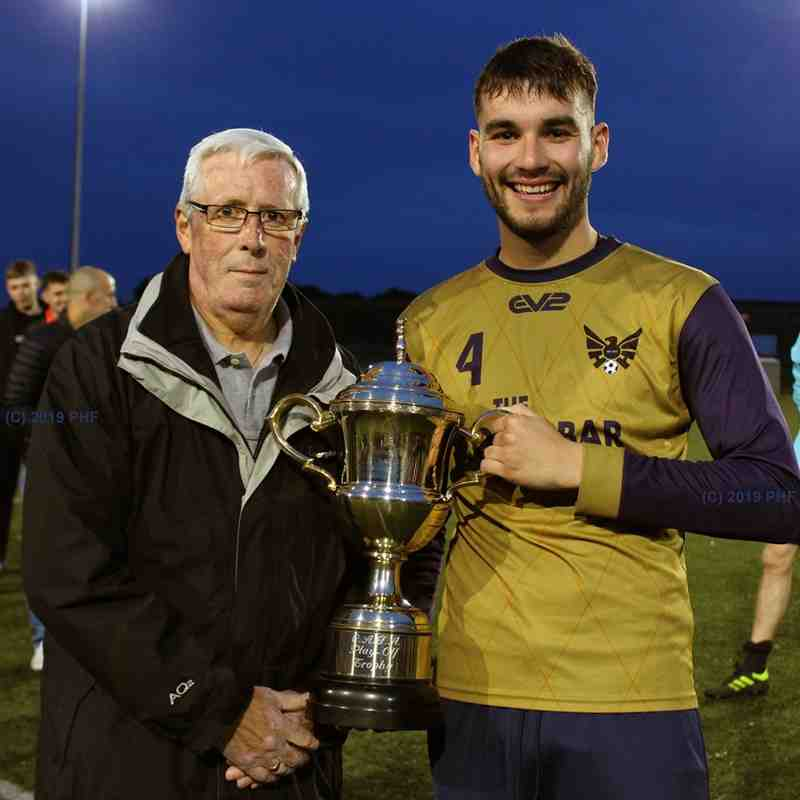 Award winners 2019 photos from Darren Manson (Highland Football Coverage)