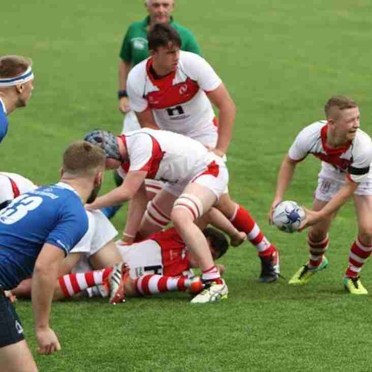 Lee selected for Ulster U-19s Squad for Japan test