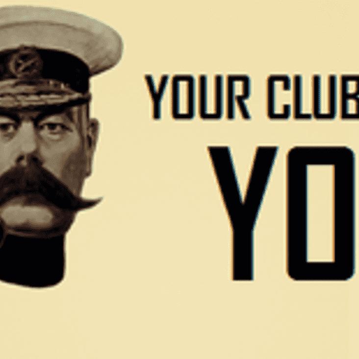 You Club Needs You!
