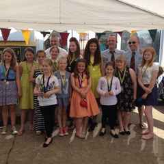 End of Season Presentations - Minis, Dragonesses and Juniors