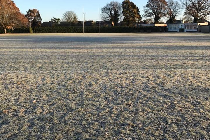 OL M&J Sun 4th December - HOME matches & training cancelled