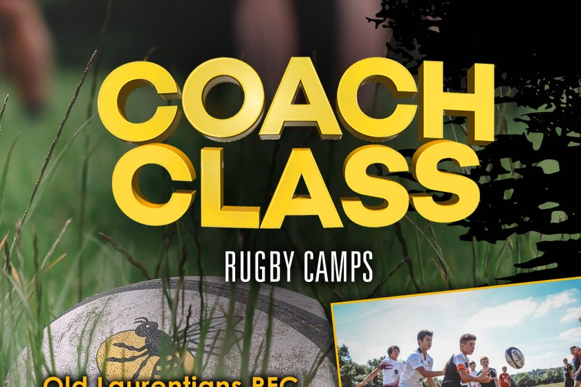 Wasps Coachclass 27th-28th July at the Club - win back the entry fee !