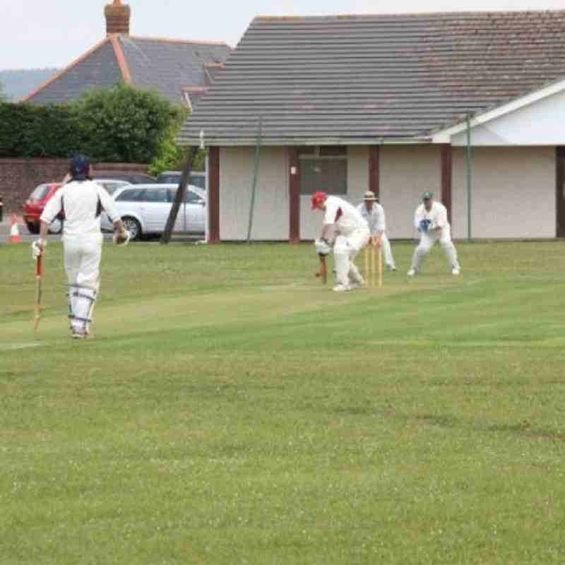 3rds vs Chepstow
