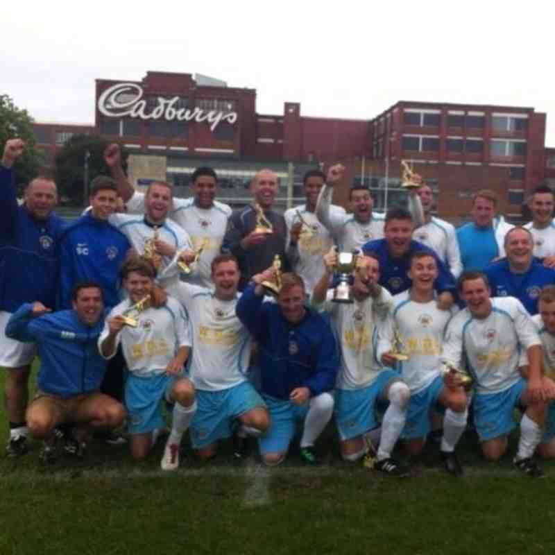 Frys Club Cup Winners 2013