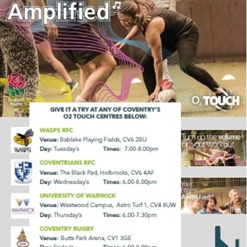 o2 touch event