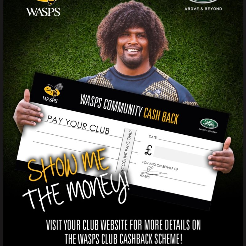 Club cash back competition!