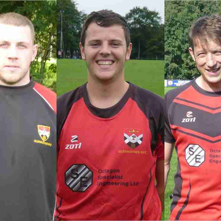 Glens Succumb to Hardy Strathmore