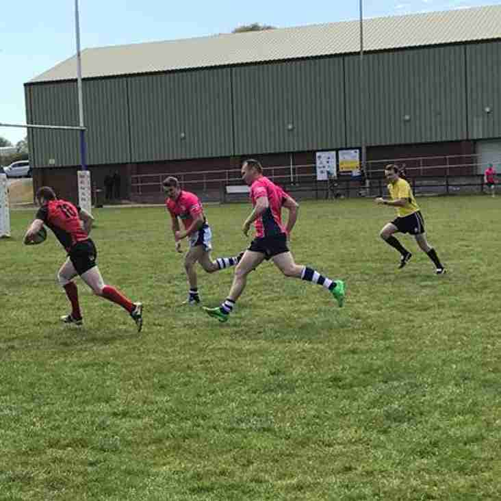 Experience Won Over Glens at Howe 7s