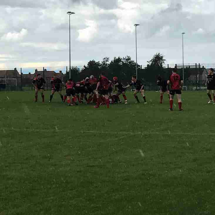 Good First Preseason Run Out for Glens at Lasswade