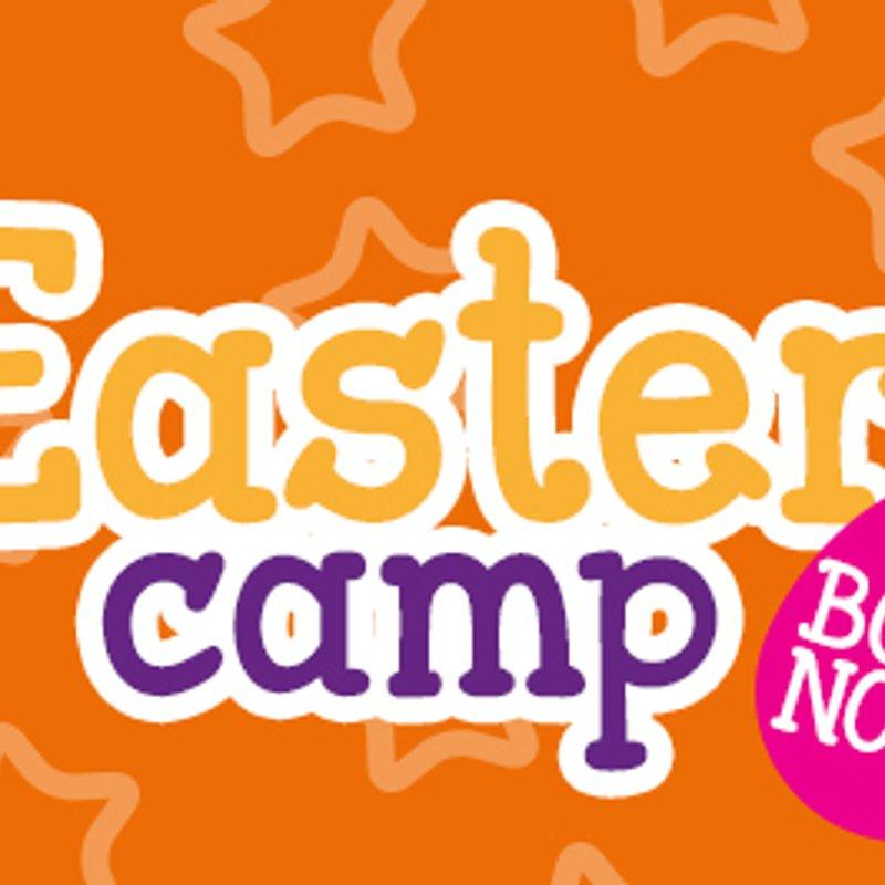 EASTER CAMP DETAILS