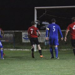 Away Vs Uckfield PB Cup