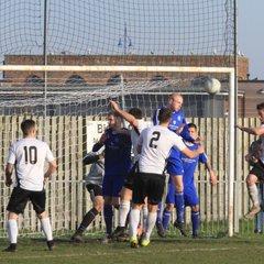 Eastbourne Utd Away