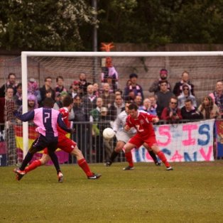 LATE BREAK SEALS DEFEAT AS DULWICH SLIP BACK