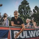 DOMINANT DULWICH SUBDUE RAGGED REBELS