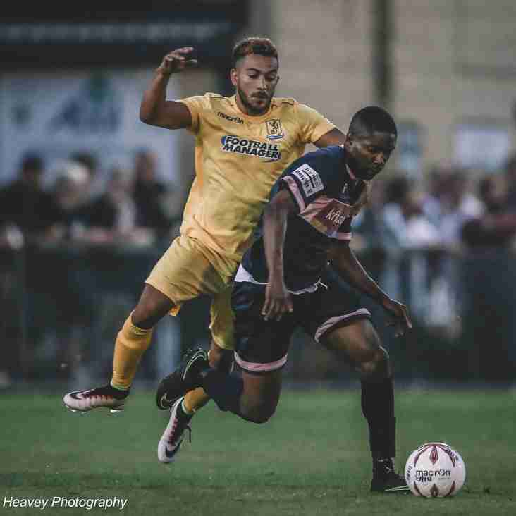 PLAYOFF PREVIEW - DULWICH HAMLET VS ENFIELD TOWN (KICK-OFF 7.45 PM)