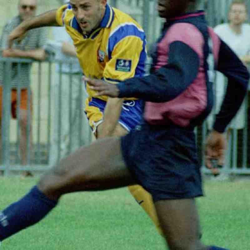 Dulwich Hamlet 0 Brentford 1 (Preseason Friendly July 1999)