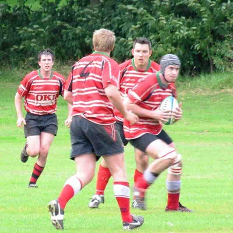 Brufc v Newton le willows