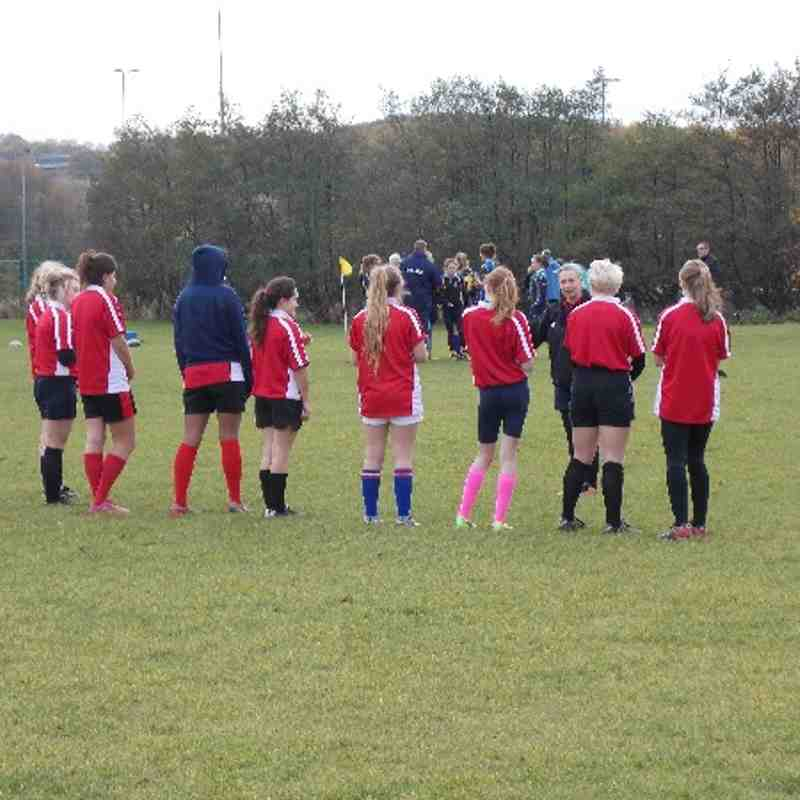 Skipton Girls U15s vs West Park