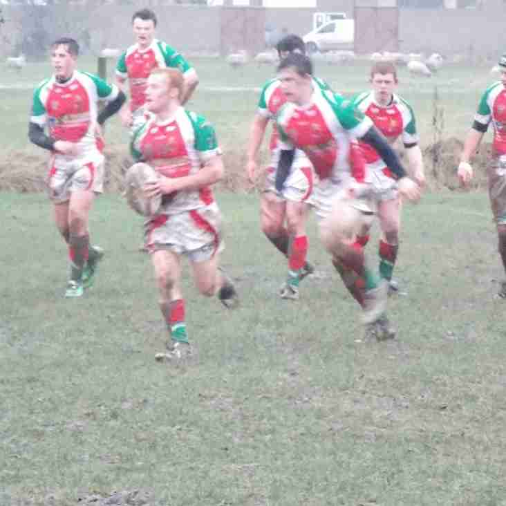 Craven College edged out by John Leggot