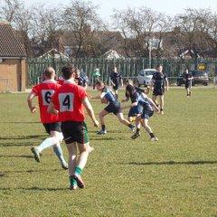 Craven COllege vs Wolverston Academy 12/3/14