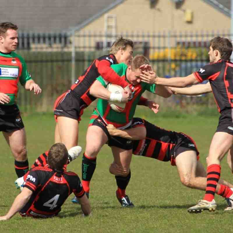 Myton Warriors v Leigh East By Les Booth