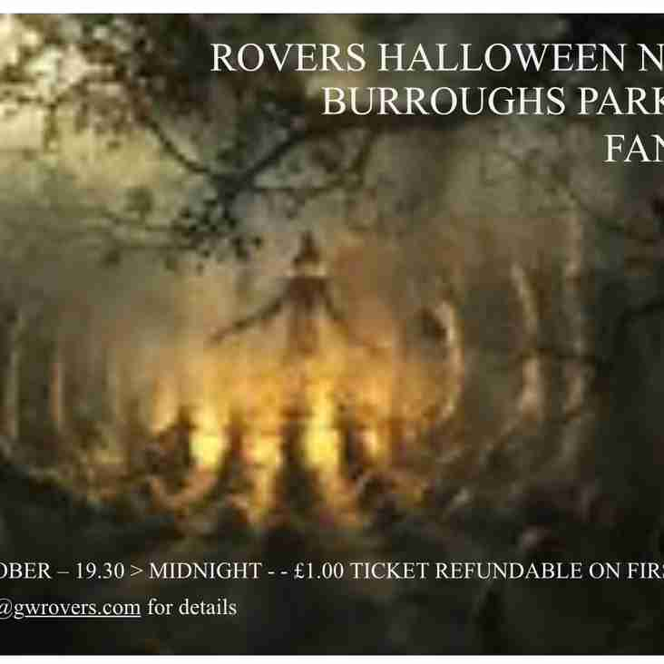 Join us for Halloween fun!