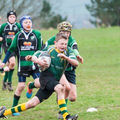 Oaks U12's v Ivybridge 150315