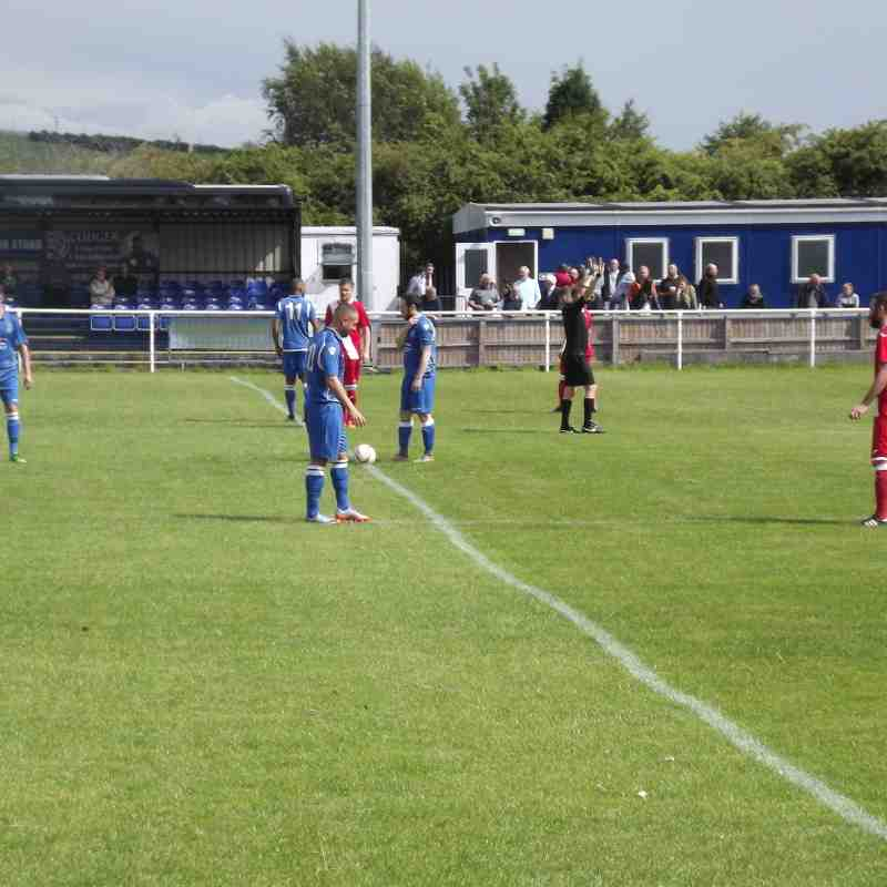 FA Cup Extra Prelim Rd (H) vs Atherstone Town (5/8/17)