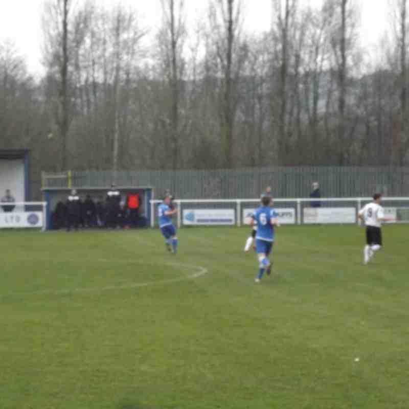 vs Widnes (H) NWCFL Prem Div (13/1/18)