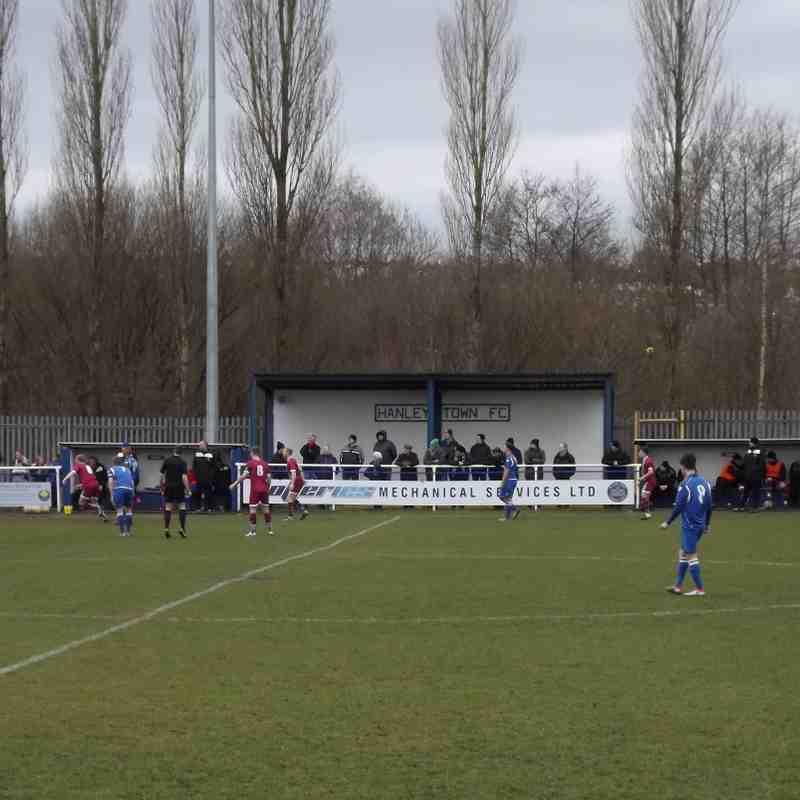 vs 1874 Northwich (H) NWCFL Prem Div (31/3/18)