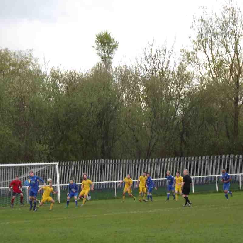 vs City of Liverpool (NWCFL Prem Div) 28/4/18